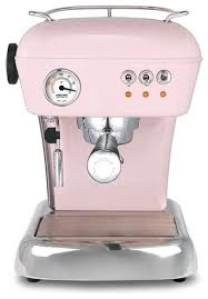American Pop Art Espresso Machine