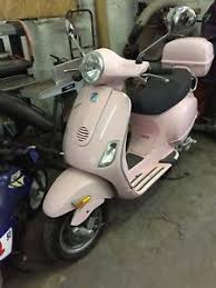 2007 Vespa Only 800kms