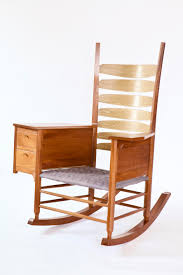 """The """"Undaunted Writing Chair"""" In Honduran Mahogany, White ... D2352 Chairs Moltenic Novelda Rocker Accent Chair Ashley Fniture Homestore Stickley Oak Rocking Antique W Cane Seat Hartwig Kemper Baltimore Md Mfgr Benches Chairs And A Stool Barry Newstat Clay Low An Armchair By Maarten Baas Thonet Bentwood Superb Limbert Arm W2229 Pkolino Nursery Cocked Ready To Rock Honduras Mahogany No 1"""