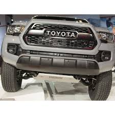 Awesome Awesome OEM Toyota Tacoma TRD PRO Grill Fits 2016 -2018 ...