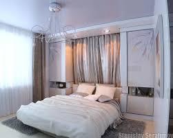 Bedroom Design Ideas For Glamorous Small