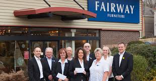 Plymouth headquartered Fairway Furniture the South west s largest independent furniture retailer with stores in Plymouth Tavistock Newton Abbot and St