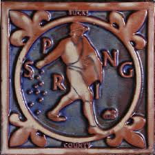 Moravian Pottery And Tile Works by 82 Best Mercer Tiles Images On Pinterest Mosaics Mosaic Tiles