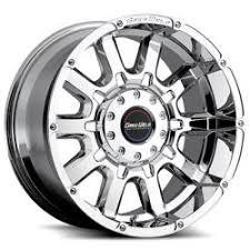 Greg Weld 401 Ballistic Chrome Wheels