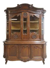 Mid South Cabinets Richmond Va by Vintage U0026 Used French China And Display Cabinets Chairish