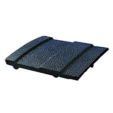 amazon com protecta 6881 black 65 x 97 heavy weight bed mat