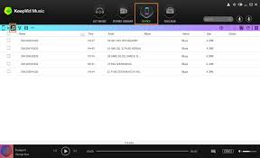 KeepVid Music Guide Transfer Music from PC Mac to iPhone iPad iPod