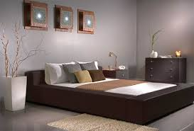Bedroom Colors With Brown Furniture Color Scheme