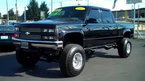 100 1998 Chevy Truck For Sale 2000 CHEVY CREW CAB 4X4 SOLD YouTube