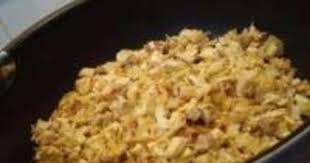 cuisiner des restes de poulet restes de poulet à la crème et au curry recette par certi ferme