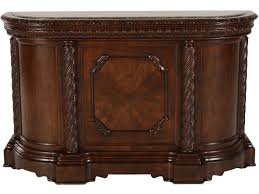 North Shore Sleigh Bedroom Set by Ashley Millennium North Shore Marble Top Bar Mathis Brothers