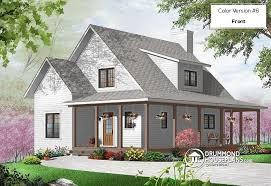 House Plans Farmhouse Colors House Plan W3518 Detail From Drummondhouseplans Com
