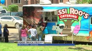100 Food Truck News Friday Celebrates Vets
