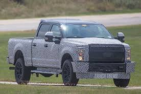 100 Fords Trucks SPIED 2020 Ford FSeries Super Duty In F250 And F450 Form