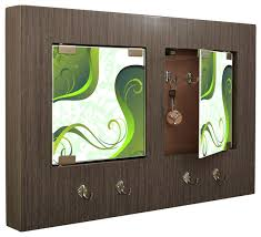 fun and modern key holder wall mount contemporary wall