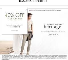 Banana Republic Coupons - 40% Off Online Today At Banana ... Athleta Promo Codes November 2019 Findercom 50 Off Bana Republic And 40 Br Factory With Email Code Sport Chek Coupon April Current Thrive Market Expired Egifter 110 In Home Depot Egiftcards For 100 Republic Outlet Canada Pregnancy Test 60 Sale Items Minimal Exclusions At Canada To Save More Gap Uae Promo Code Up Off Coupon Codes Discount Va Marine Science Museum Coupons Blooming Bulb Catch Of The Day Free Shipping 2018 How 30 Off Coupons Money Saver 70
