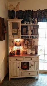 best 25 primitive hutch ideas on pinterest corner armoire