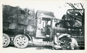100 Japanese Truck Truck Philippines 1945 The Digital Collections Of The