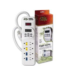 Bearded Heat L Timer by Zilla 24 7 Digital Timer Power Center Petco