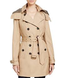 womens trench coats bloomingdale u0027s