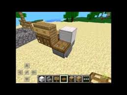 minecraft pe how to make bathroom furniture youtube home