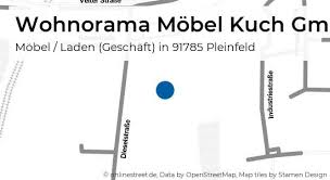 wohnorama möbel kuch gmbh dieselstraße in pleinfeld möbel