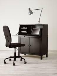 Ikea Hemnes Desk Uk by Ikea Hemnes Bureau Dresser Laptop Computer Cabinet Table Grey