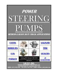 Steering Rebuilders & Truck Parts, Inc. - POWER STEERING ... Testpoint Linde Forklift Truck Parts Catalog 2012 Parts Catalog Order Download Dennis Carpenter Catalogs Ford 20 Best Uhaul Images On Pinterest 196779 By And Cushman Willys Pictures Full Bus Package Online Via Rdp Spare Jack Doheny Companiesjack Companies Euroricambi Catalog Spare Parts Truck Auto Repair Manual Forum Factory Pres Lmc Fast Prodcution Buy Aftermarket Valvetrain Duramax Roller Rockers March 2011 Power Trucklite Catalogue