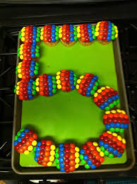 Cupcake Birthday Cake Ideas For Kids