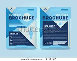 Corporate Brochure Flyer Design Layout Template In A4 Size Vector Eps10 Creative Poster With