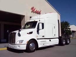 PETERBILT TRUCKS FOR SALE IN FONTANA-CA