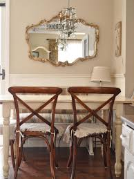 Shabby Chic Dining Room Wall Decor by Shabby Chic Style Guide Hgtv