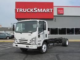 2018 ISUZU NPR-HD CAB CHASSIS TRUCK FOR SALE #597821