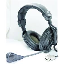 100 Dmh Australia PRG Proshop Technical Projects DMH320 Double Headset With