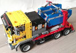 42024 Container Truck RC - Bricksafe Lego Ideas Product Ideas Technic Remote Control Flatbed Truck Dump Trailer New Lego Rc Tipping Lorry Rc Unimog Firetruck Moc Motorizedfull Pf Youtube Minifig Scaled Truck 42078 Mack Anthem Test Mod Images Racingbrick 42065 Tracked Racer At John Lewis Partners Moc12660 Custom Mack Modification 2017 Custombricksde Model Arocs Slt Hst Ultra Ts1 Wolf Off Road 24ghz Car 9398 44 Crawler Retired Trophy Monster
