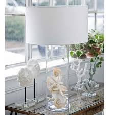 Destinations By Regina Andrew Lamps by Regina Andrew Design Glass Cylinder Table Lamp 13 1068