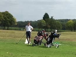 golf de mont de marsan les jeunes du cognac au grand prix jeunes de mont de marsan golf