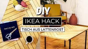 diy ikea hack stylischen couchtisch einfach günstig selber bauen ikea upcycling kleiner tisch
