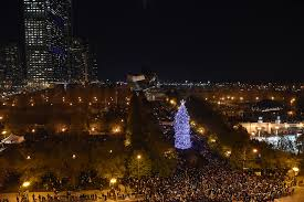 City Of Chicago 102nd Christmas Tree