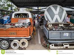 Volkswagen Pickup Truck Owner Sell VW Decoration And Parts Editorial ...