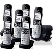 Panasonic KX-TG 6816 Cordless Phones, Sextet - LiGo Panasonic Cordless Phone Plus 2 Handsets Kxtg8033 Officeworks Telephone Magic Inc Opening Hours 6143 Main St Niagara Falls On Kxtg2513et Dect Trio Digital Amazonco Voip Phones Polycom Desktop Conference Kxtg9542b Link2cell Bluetooth Enabled 2line With How To Leave And Retrieve Msages On Your Or Kxtgp500 Voip Ringcentral Setup Voipdistri Shop Sip Kxut670 Amazoncom Kxtpa50 Handset 6824 Quad 3line Pbx Buy Ligo Systems