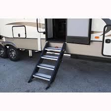 "MORryde RV Steps, 4 Steps, 30"" Door - Camping World"