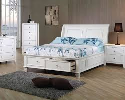 Full Bed Twin Bed with Storage