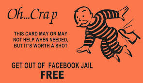 Get Out Of Jail Free Card Template 7