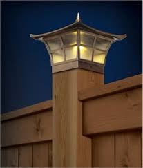 Decorative Garden Fence Posts by Decorative Fence Posts