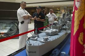 Sinking Ship Indianapolis Facebook by Dvids Images Uss Indianapolis Name Resurrected As The Next