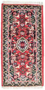 bidjar teppich 150 x 80 cm rot morgenland teppiche