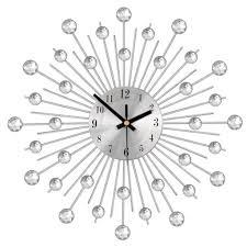 xl moderne quartz designer wanduhr küchenuhr real de