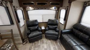 Delightful Space In A Half Ton Towable Fifth Wheel