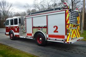 100 Mass Fire Trucks Worcester MA EOne Custom Pumper